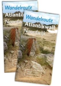 Wandelroute langs Atlantikwall resten in Noordwijk