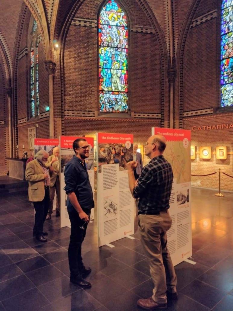 Archeologisch Onderzoek Sint Catharinakerk Eindhoven